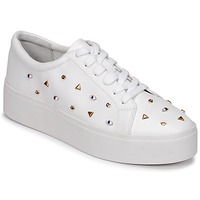 Sko Dame Lave sneakers Katy Perry THE DYLAN Hvid
