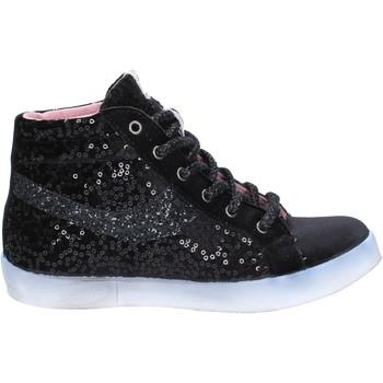 Sko Dame Høje sneakers Fiori Di Picche BX345 Sort