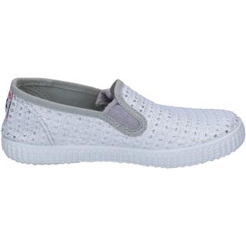 Sko Dame Slip-on Cienta Sneakers BX350 Hvid