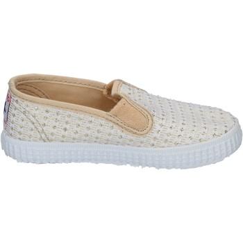 Sko Dame Slip-on Cienta Sneakers BX351 Hvid