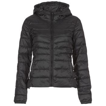 textil Dame Dynejakker Only ONLTAHOE Sort