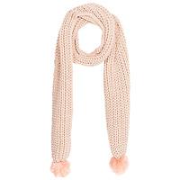 Accessories Dame Halstørklæder André ANGELIQUE Pink