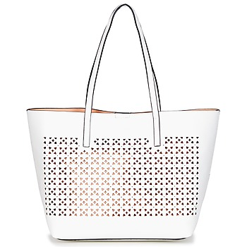 Tasker Dame Shopping André FRIMOUSSE Hvid