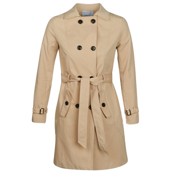 textil Dame Trenchcoats Betty London JIVELU Beige