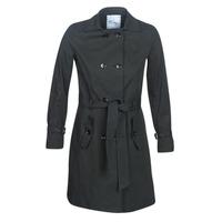 textil Dame Trenchcoats Betty London JIVELU Sort