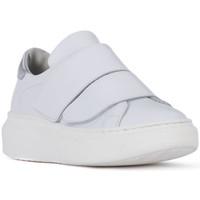 Sko Dame Lave sneakers At Go GO GALAXY BIANCO Bianco