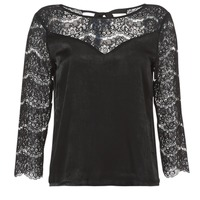 textil Dame Toppe / Bluser Betty London JYRIAM Sort