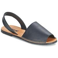 Sko Dame Sandaler So Size LOJA Marineblå