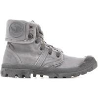 Sko Herre Høje sneakers Palladium Baggy Titanium High Rise 02478-066-M grey