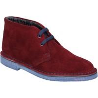 Sko Dame Lave støvletter Italiane By Coraf BX657 Violet