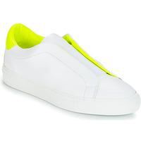 Sko Dame Lave sneakers KLOM KISS Hvid / Gul