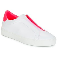 Sko Dame Lave sneakers KLOM KISS Hvid / Pink