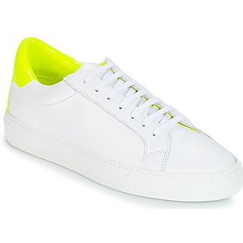 Sko Dame Lave sneakers KLOM KEEP Hvid / Gul