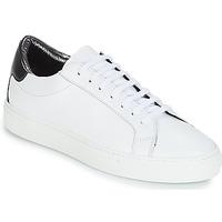 Sko Dame Lave sneakers KLOM KEEP Hvid / Sølv
