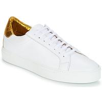 Sko Dame Lave sneakers KLOM KEEP Hvid / Gylden