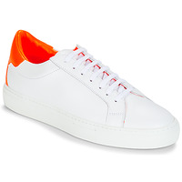 Sko Dame Lave sneakers KLOM KEEP Hvid / Orange