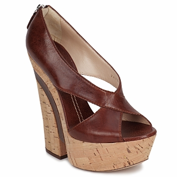 sandaler Casadei ELEANORE KASTANJE 350x350