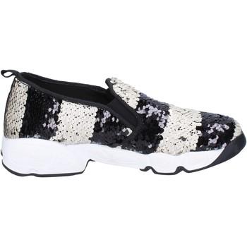 Sko Dame Slip-on J. K. Acid Sneakers BX744 Hvid