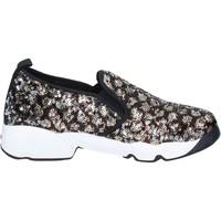Sko Dame Slip-on J. K. Acid Sneakers BX746 Brun