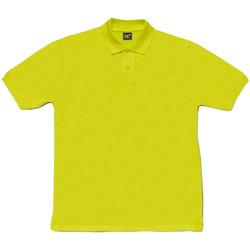 textil Herre T-shirts m. korte ærmer Sg SG50 Lime