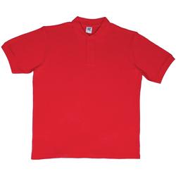 textil Herre T-shirts m. korte ærmer Sg SG50 Red