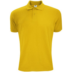 textil Herre Polo-t-shirts m. korte ærmer Sg Polycotton Sunflower