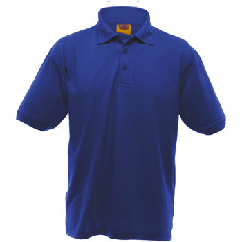 textil Herre Polo-t-shirts m. korte ærmer Ultimate Clothing Collection UCC004 Royal