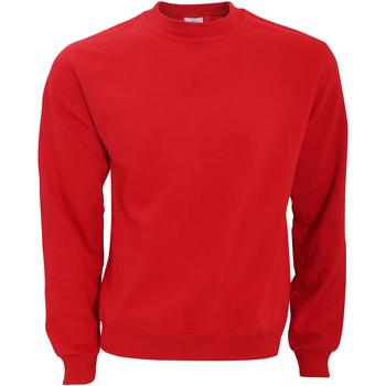 textil Herre Sweatshirts B And C WUI20 Red