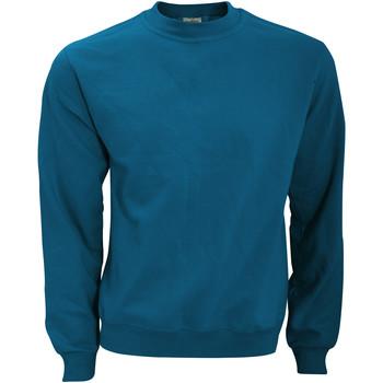 textil Herre Sweatshirts B And C WUI20 Royal