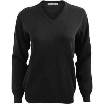 textil Dame Pullovere Kustom Kit KK353 Black