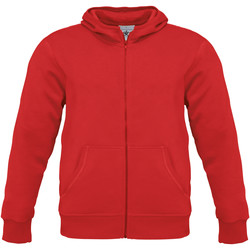 textil Herre Sweatshirts B And C WM645 Red