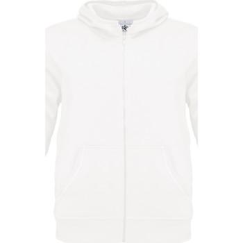 textil Herre Sweatshirts B And C WM645 White