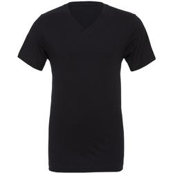 textil Herre T-shirts m. korte ærmer Bella + Canvas CA3005 Black