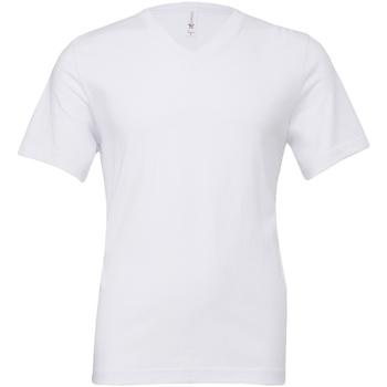 textil Herre T-shirts m. korte ærmer Bella + Canvas CA3005 White