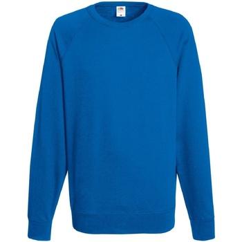 textil Herre Sweatshirts Fruit Of The Loom 62138 Royal