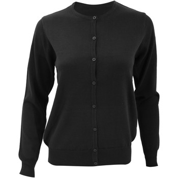 textil Dame Veste / Cardigans Kustom Kit KK355 Black