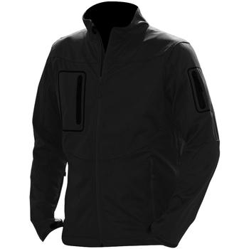 textil Herre Sportsjakker Russell 520M Black