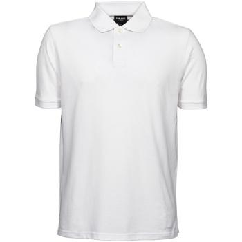 textil Herre Polo-t-shirts m. korte ærmer Tee Jays TJ1400 White