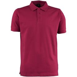 textil Herre Polo-t-shirts m. korte ærmer Tee Jays TJ1405 Wine