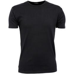 textil Herre T-shirts m. korte ærmer Tee Jays TJ520 Black