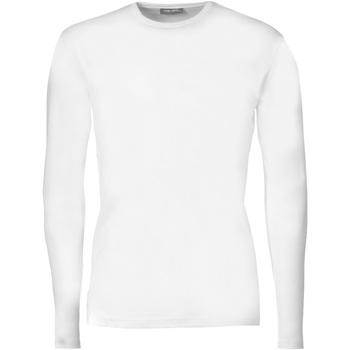 textil Herre Langærmede T-shirts Tee Jays TJ530 White