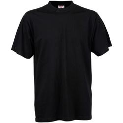 textil Herre T-shirts m. korte ærmer Tee Jays TJ8000 Black