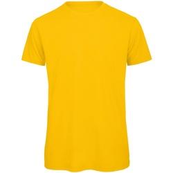 textil Herre T-shirts m. korte ærmer B And C TM042 Gold