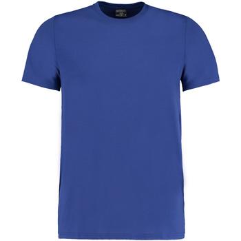 textil Herre T-shirts m. korte ærmer Kustom Kit KK504 Royal