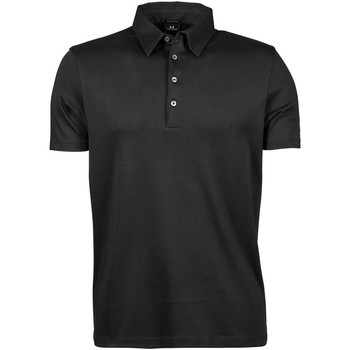 textil Herre Polo-t-shirts m. korte ærmer Tee Jays TJ1440 Black