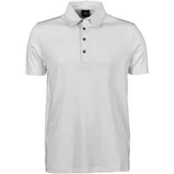 textil Herre Polo-t-shirts m. korte ærmer Tee Jays TJ1440 White