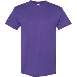 textil Herre T-shirts m. korte ærmer Gildan Heavy Lilac