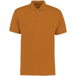 textil Herre Polo-t-shirts m. korte ærmer Kustom Kit KK400 Orange