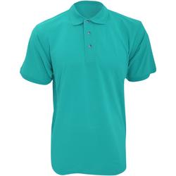 textil Herre Polo-t-shirts m. korte ærmer Kustom Kit KK400 Turquoise