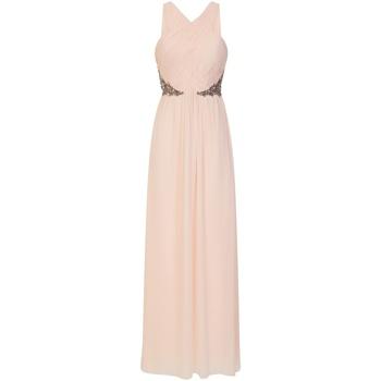 textil Dame Lange kjoler Little Mistress  Nude